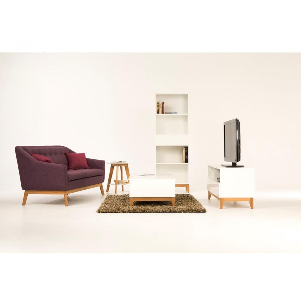Meuble Tv Scandinave Design : Meuble Tv Scandinave Design Meuble Tv Design Scandinave Blanco Wide