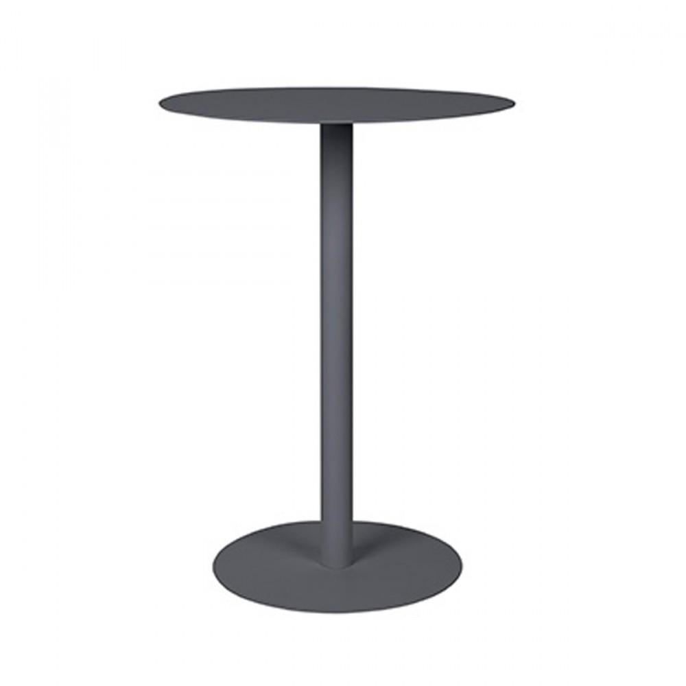 table d 39 appoint en m tal elvi. Black Bedroom Furniture Sets. Home Design Ideas
