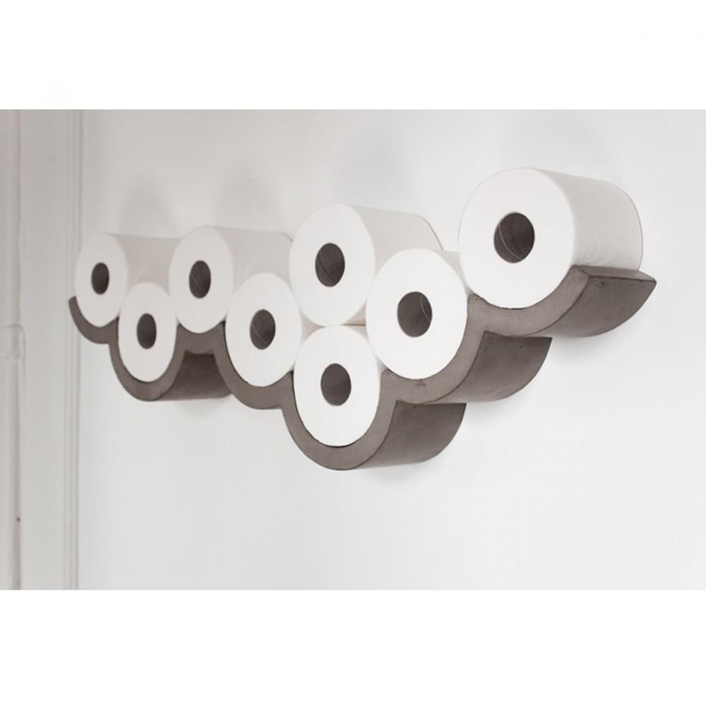 Etagère WC en béton Cloud M by Drawer.fr