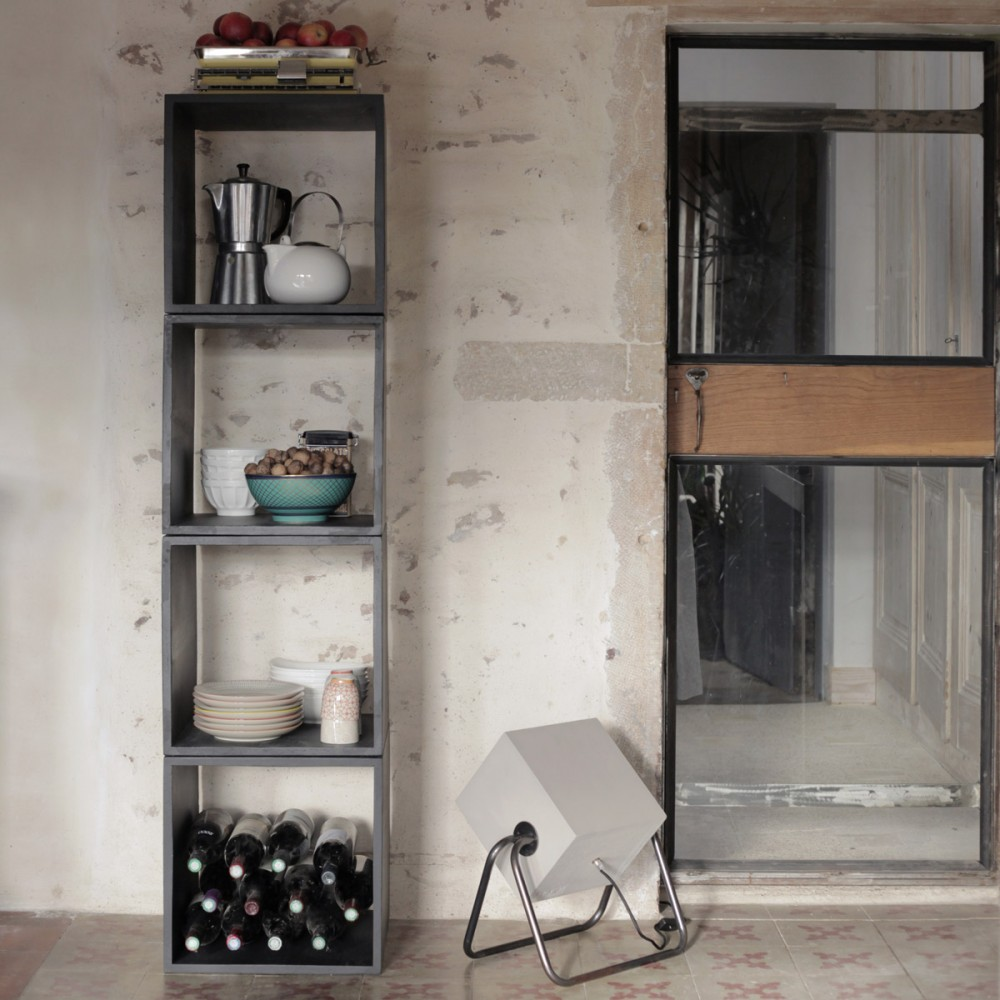 lampe poser en b ton design engineer by drawer. Black Bedroom Furniture Sets. Home Design Ideas