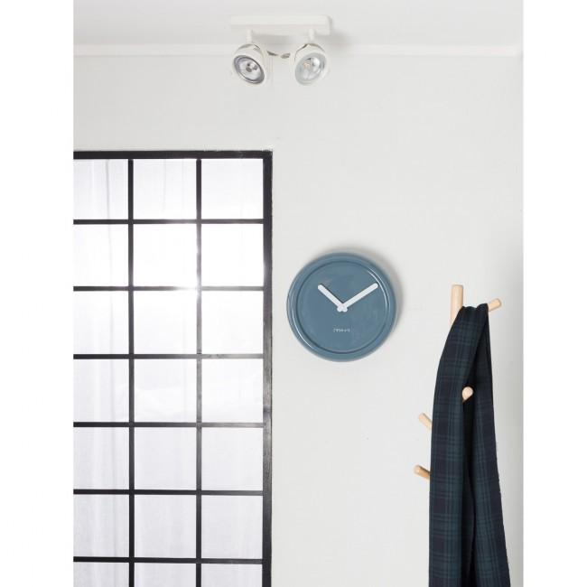 Applique/plafonnier design LED double Dice blanc