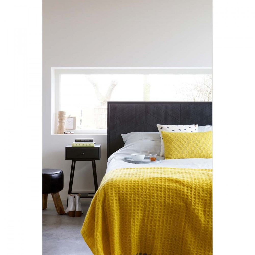 t te de lit bois massif. Black Bedroom Furniture Sets. Home Design Ideas