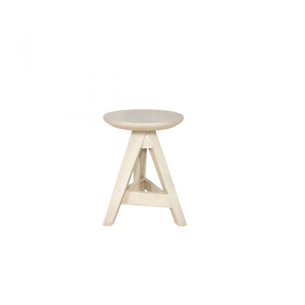 Tabouret design en bois Craftman par Drawer fr # Tabouret Design Bois