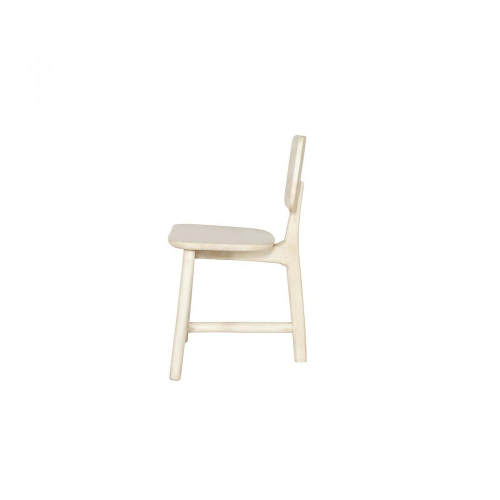Lot de 2 chaises 3 pieds en bois roost par for Chaise 3 pieds