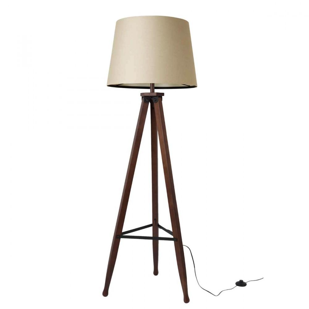 29 l gant lampe trois pieds bois sjd8 luminaire salon. Black Bedroom Furniture Sets. Home Design Ideas