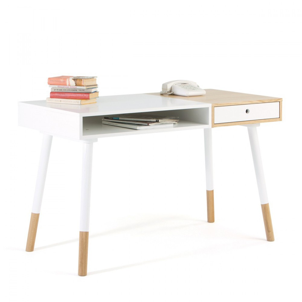 bureau design scandinave sonnenblick par. Black Bedroom Furniture Sets. Home Design Ideas