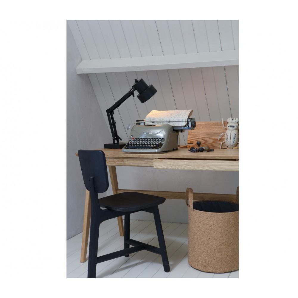 Lampe poser design en m tal beam par for Lampe de bureau style industriel