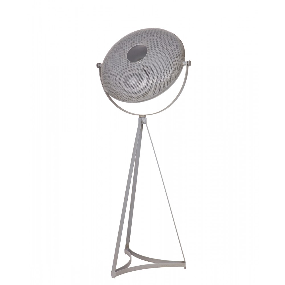 Lampadaire design en m tal projecteur blown par - Lampadaire studio photo ...