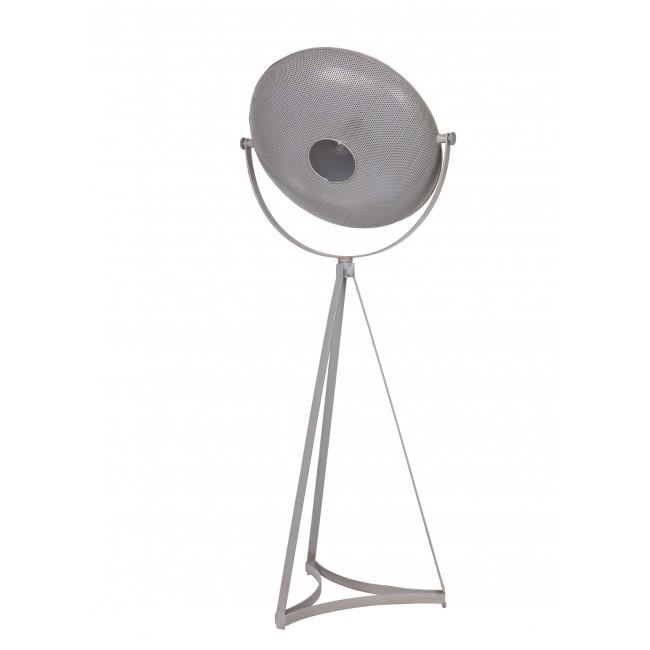 Lampadaire indus métal Blown Projector