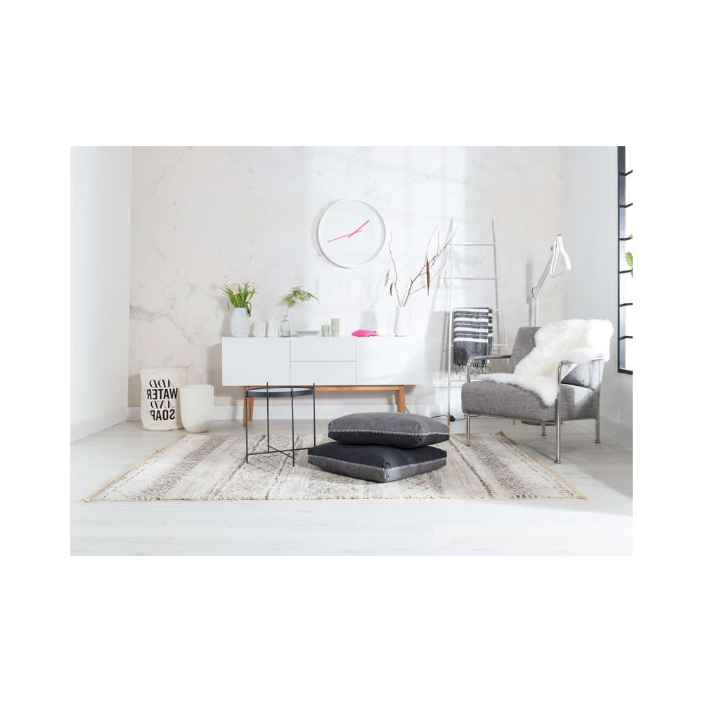 tapis de salon beige style nordique polar zuiver. Black Bedroom Furniture Sets. Home Design Ideas