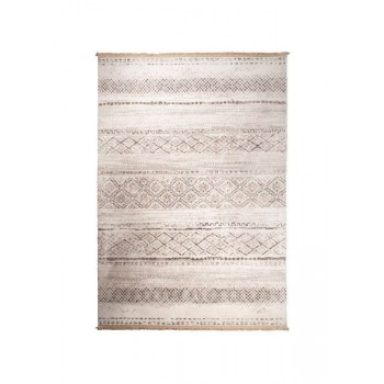 Tapis beige style nordique Polar