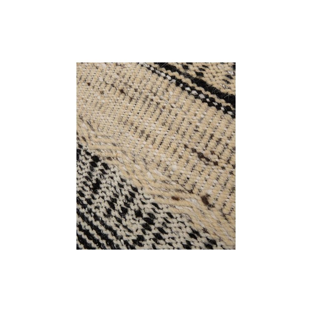 tapis couloir vintage gris et beige fox zuiver. Black Bedroom Furniture Sets. Home Design Ideas