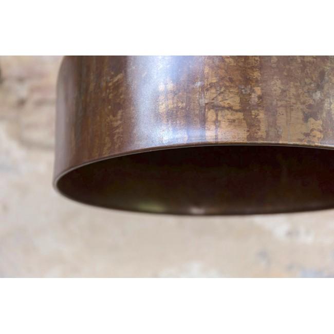 Suspension industrielle en métal Besar