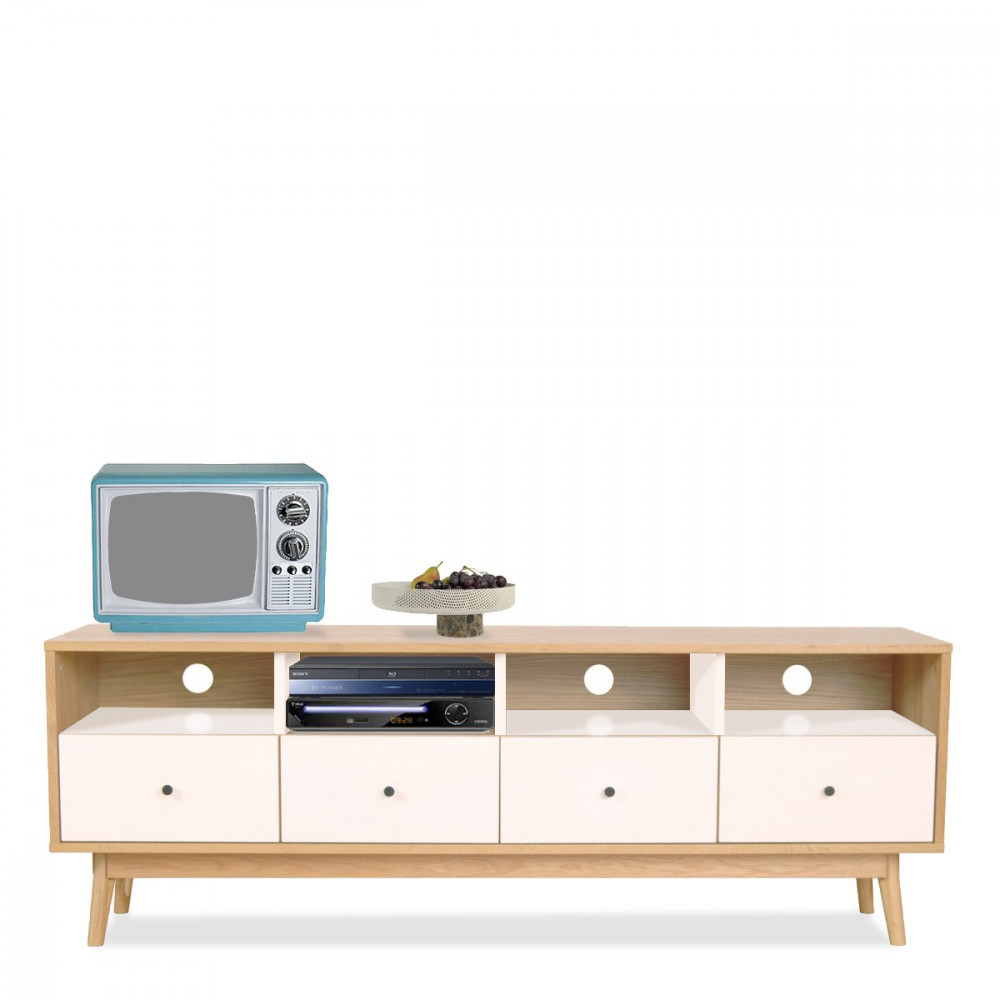 Meuble Tv Cocktail Scandinave Maison Design Bahbe Com # Meuble Tv Bjorn