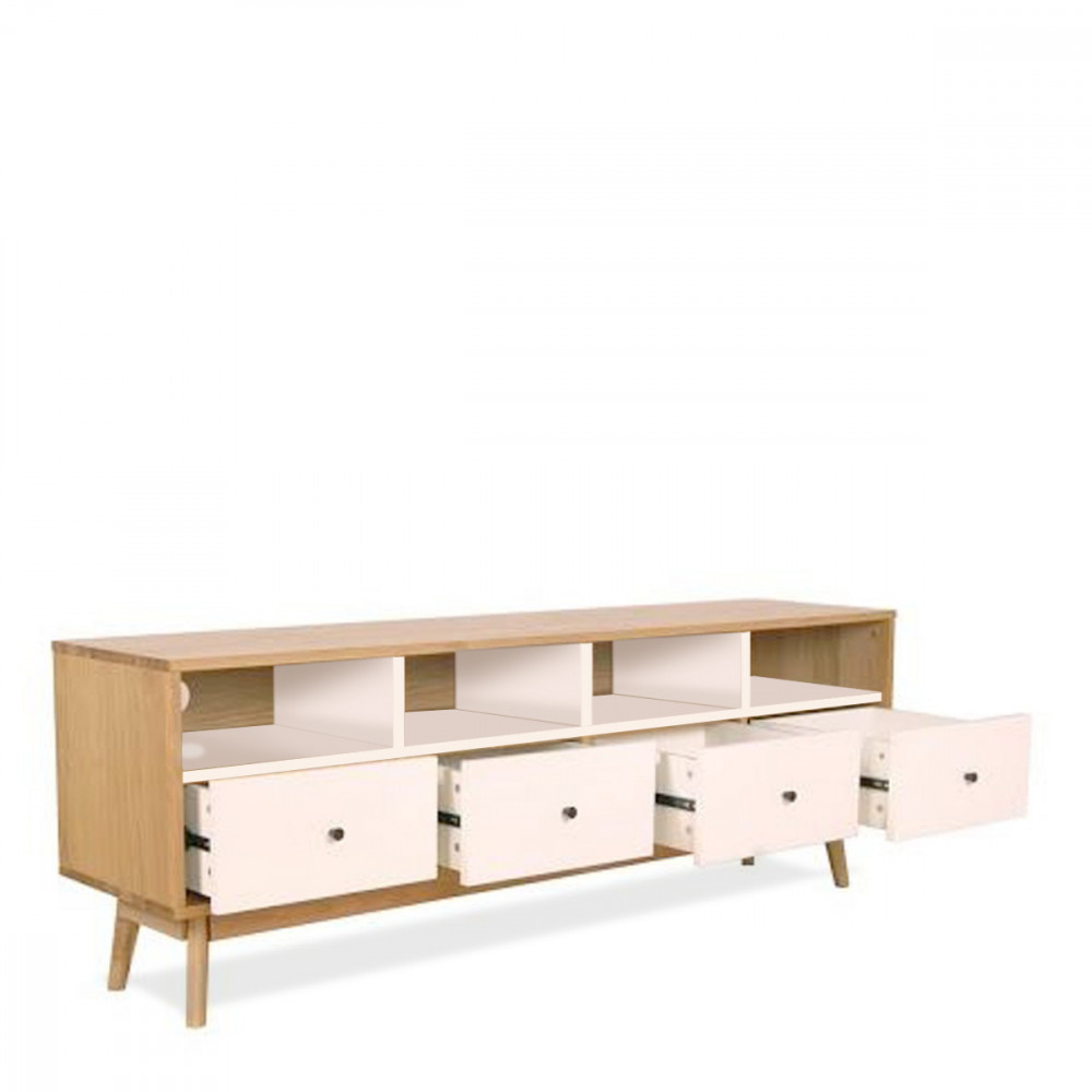 petit meuble scandinave excellent meuble tv design bois tiroirs with petit meuble scandinave. Black Bedroom Furniture Sets. Home Design Ideas
