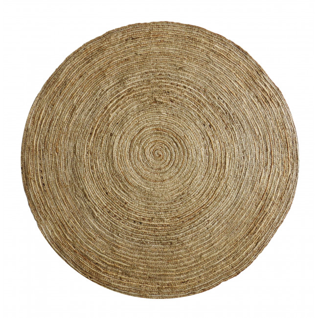 tapis rond en jute naturelle tress track by drawer. Black Bedroom Furniture Sets. Home Design Ideas
