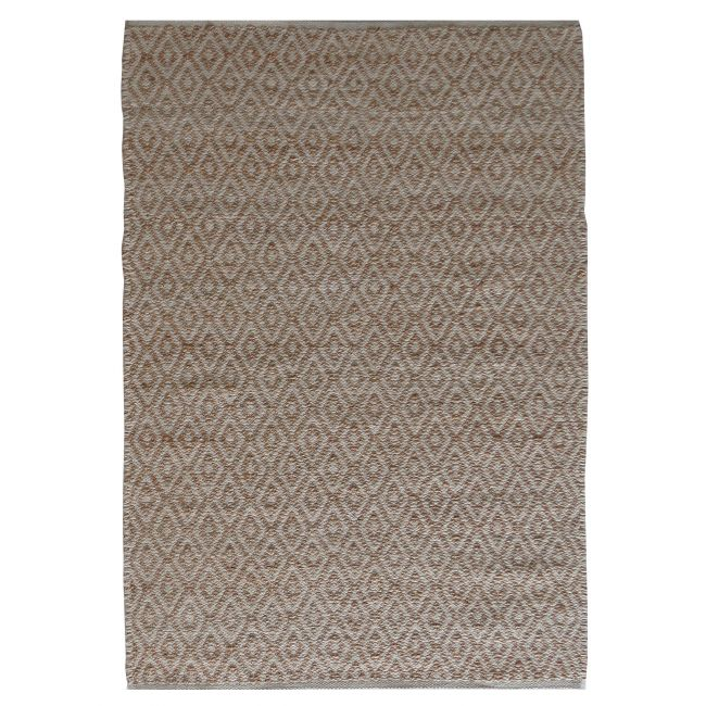 tapis de salon en coton et jute chapati by drawer. Black Bedroom Furniture Sets. Home Design Ideas