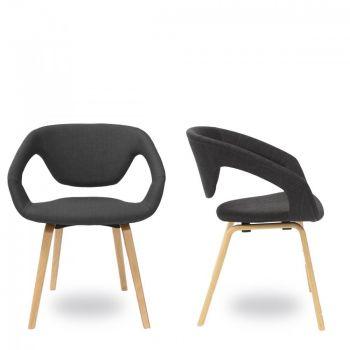 Chaise et tabouret design et confortable drawer for Fauteuil cuisine design
