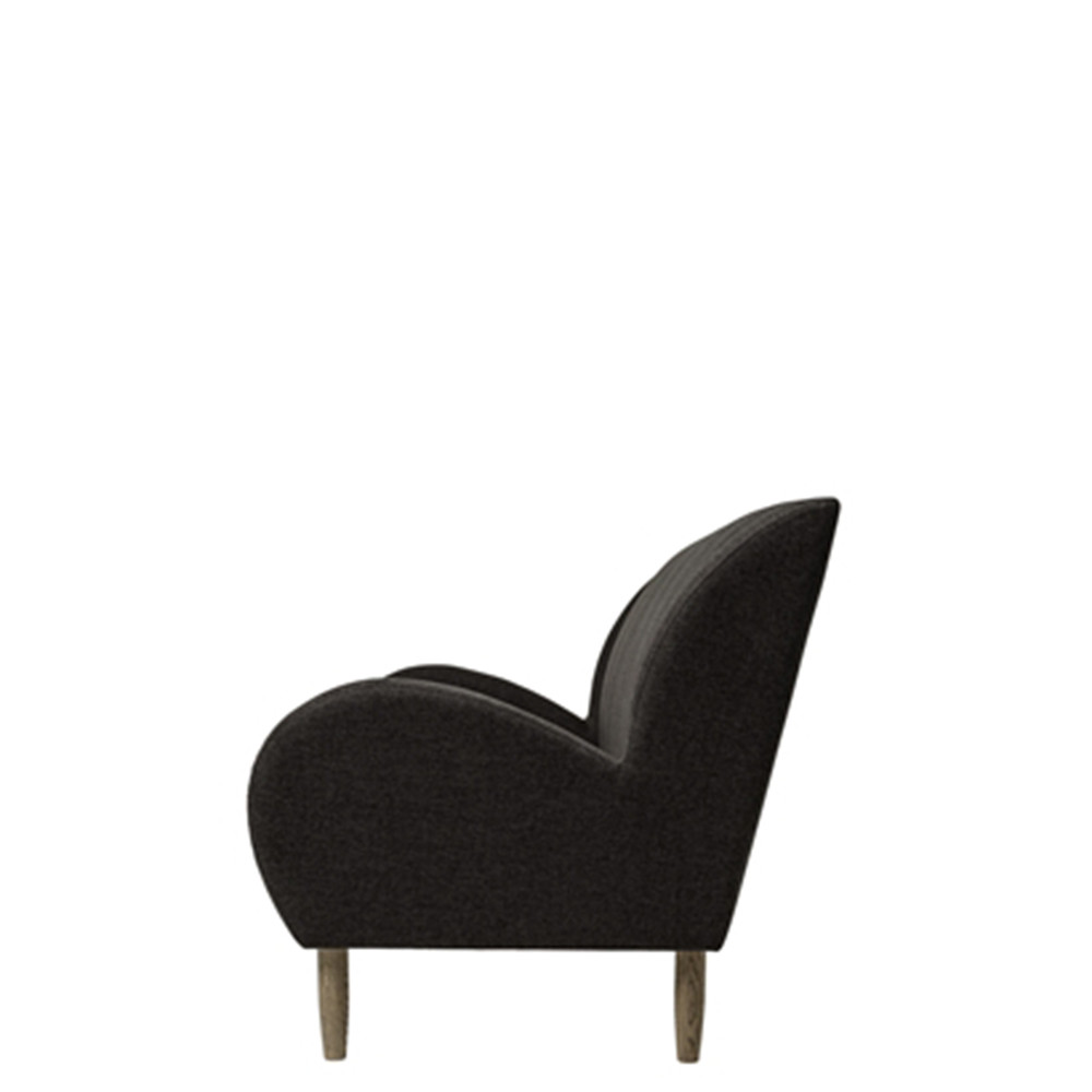Canap vintage 3 places chill bloomingville for Soldes canape tissu