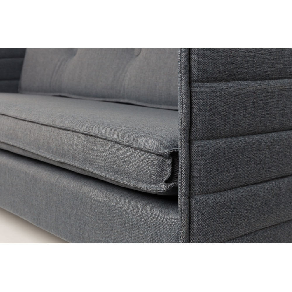 Canap 3 places tissu jaey zuiver for Soldes canape tissu