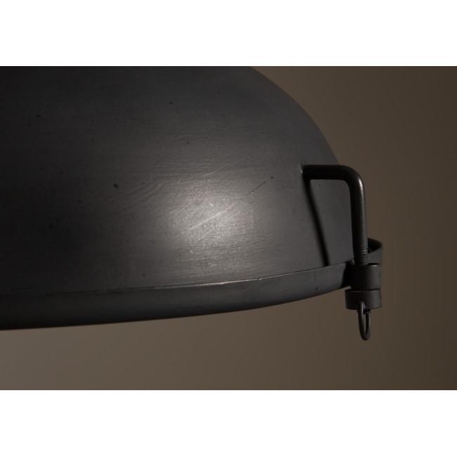 Suspension design métal et bois Raw