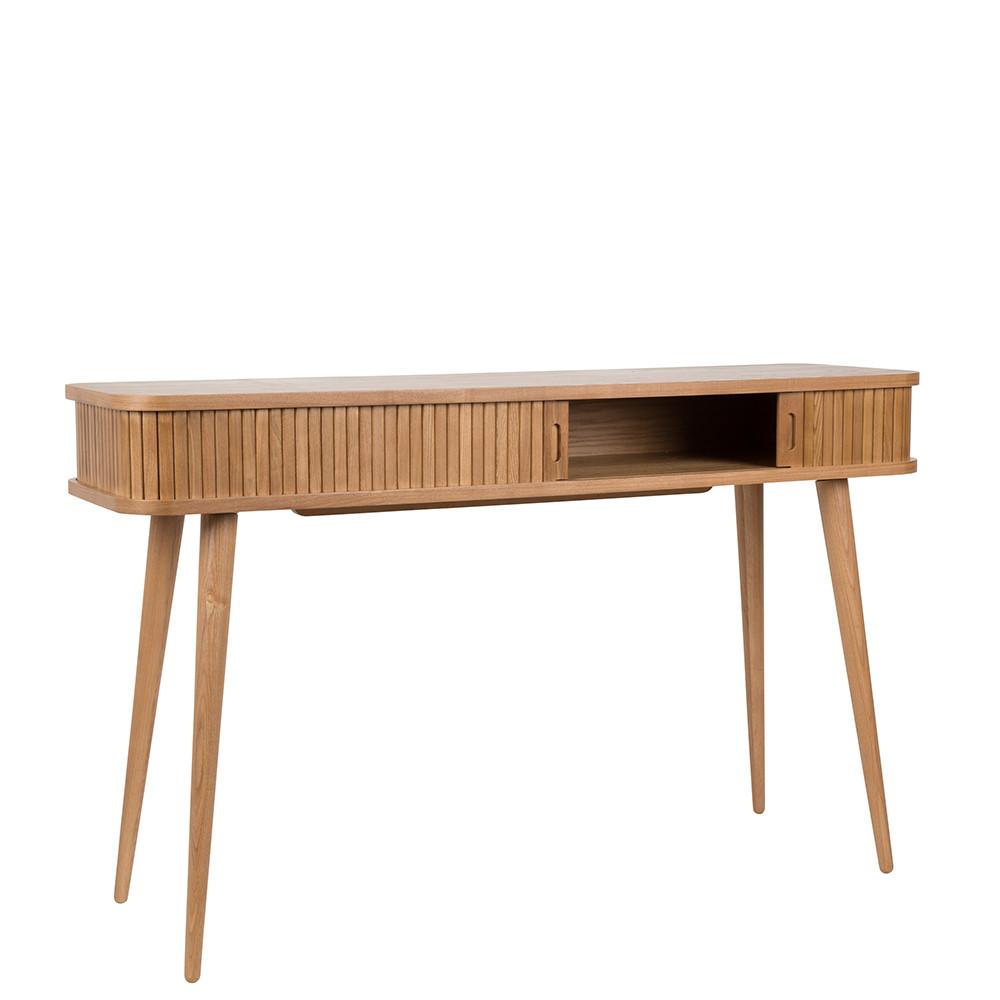 console en bois barbier zuiver. Black Bedroom Furniture Sets. Home Design Ideas