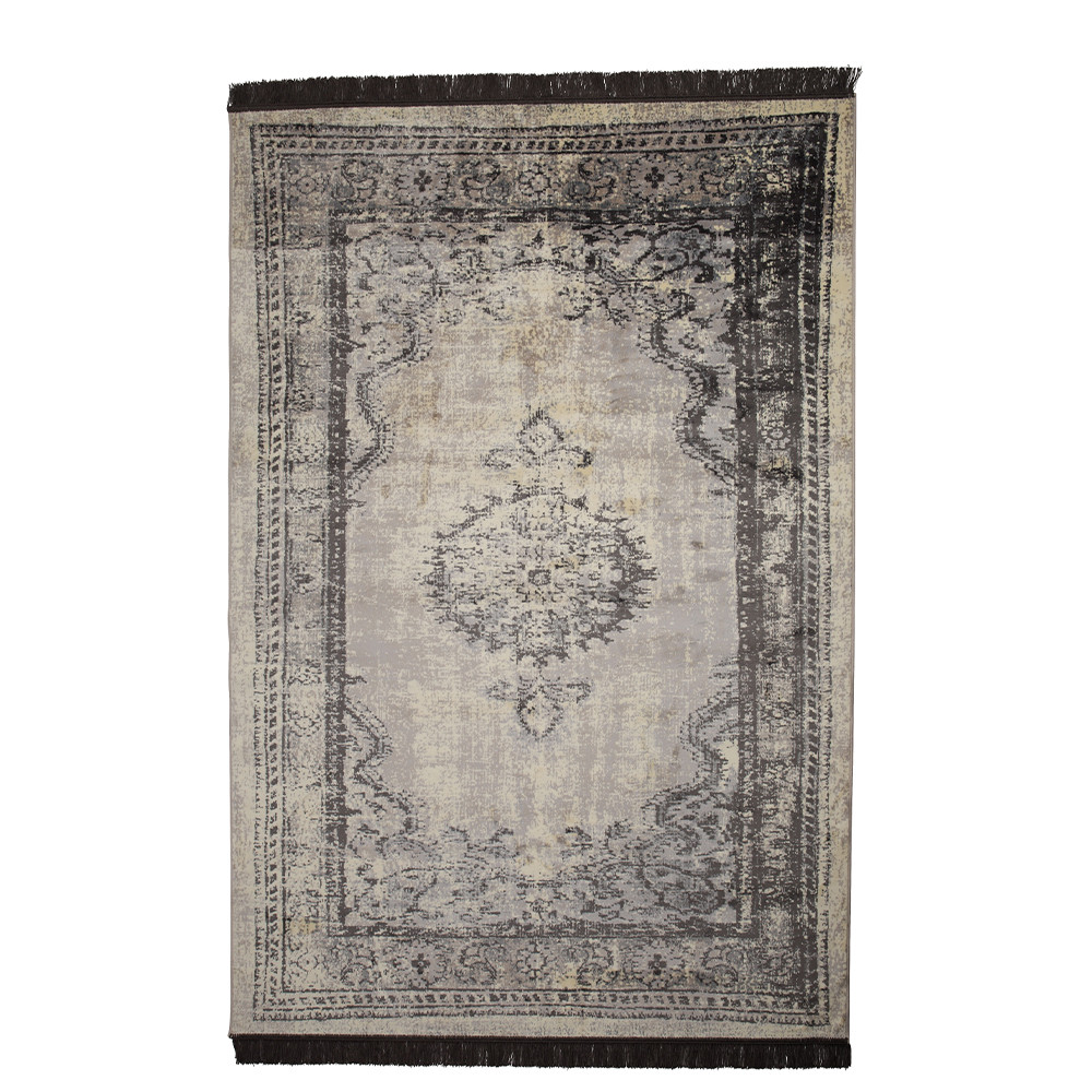 tapis vintage gris souris marvel zuiver. Black Bedroom Furniture Sets. Home Design Ideas