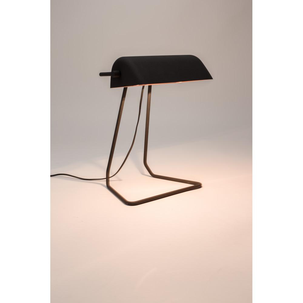 lampe poser industriel broker zuiver. Black Bedroom Furniture Sets. Home Design Ideas