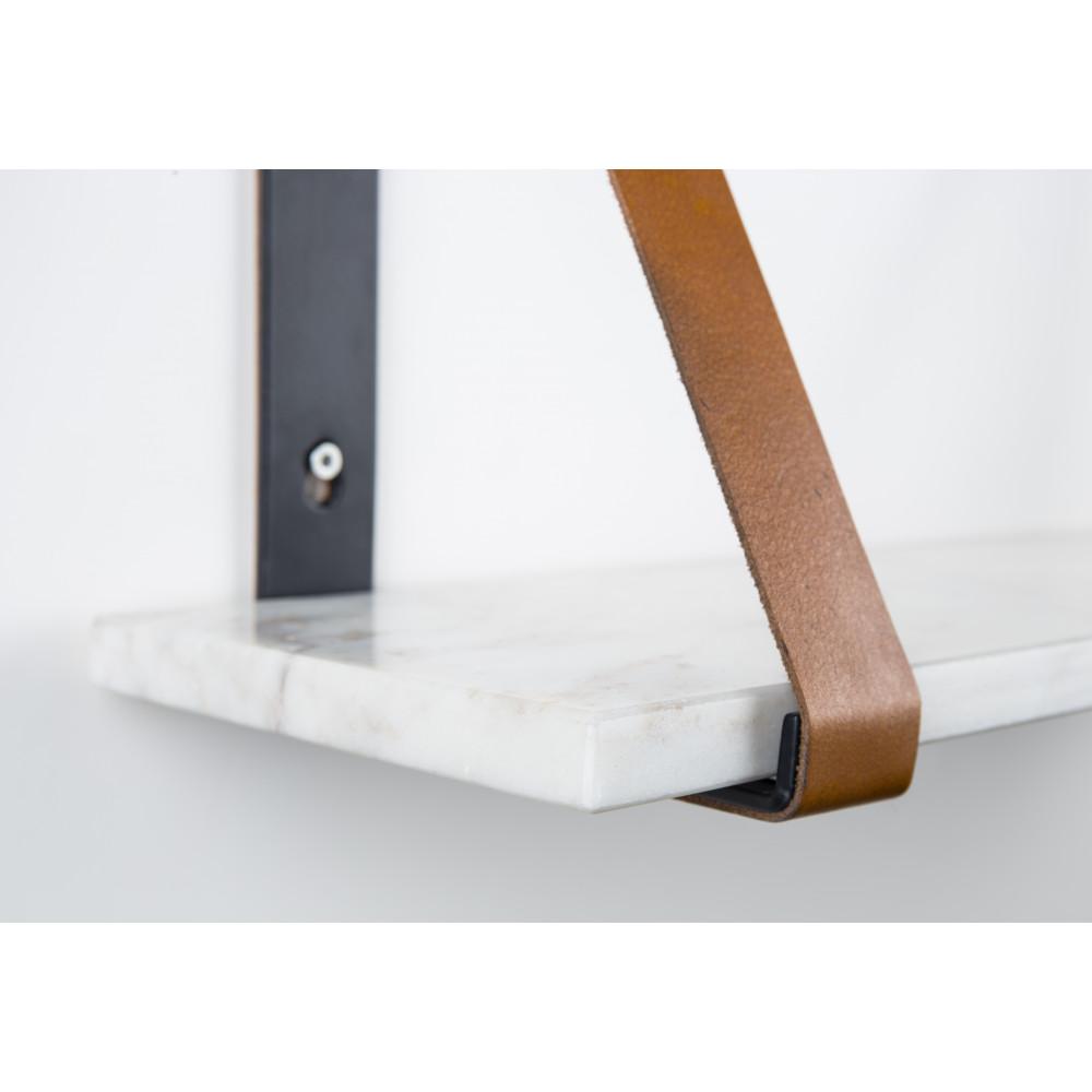 tag re murale marbre et cuir fad zuiver. Black Bedroom Furniture Sets. Home Design Ideas