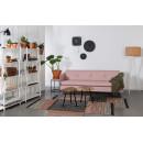 Canapé 2 places en tissu Jaey de Zuiver