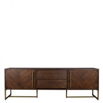 buffet design bahut vintage et contemporain drawer. Black Bedroom Furniture Sets. Home Design Ideas