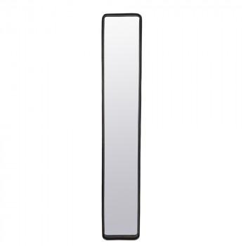 Miroirs ronds x3 en m tal dor wilton par for Miroir mural industriel