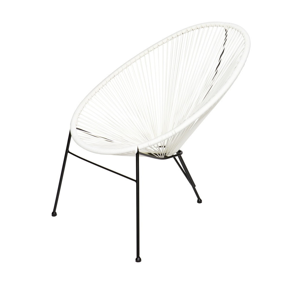 Fauteuil Design M Tal Blanc Breeze By Drawer