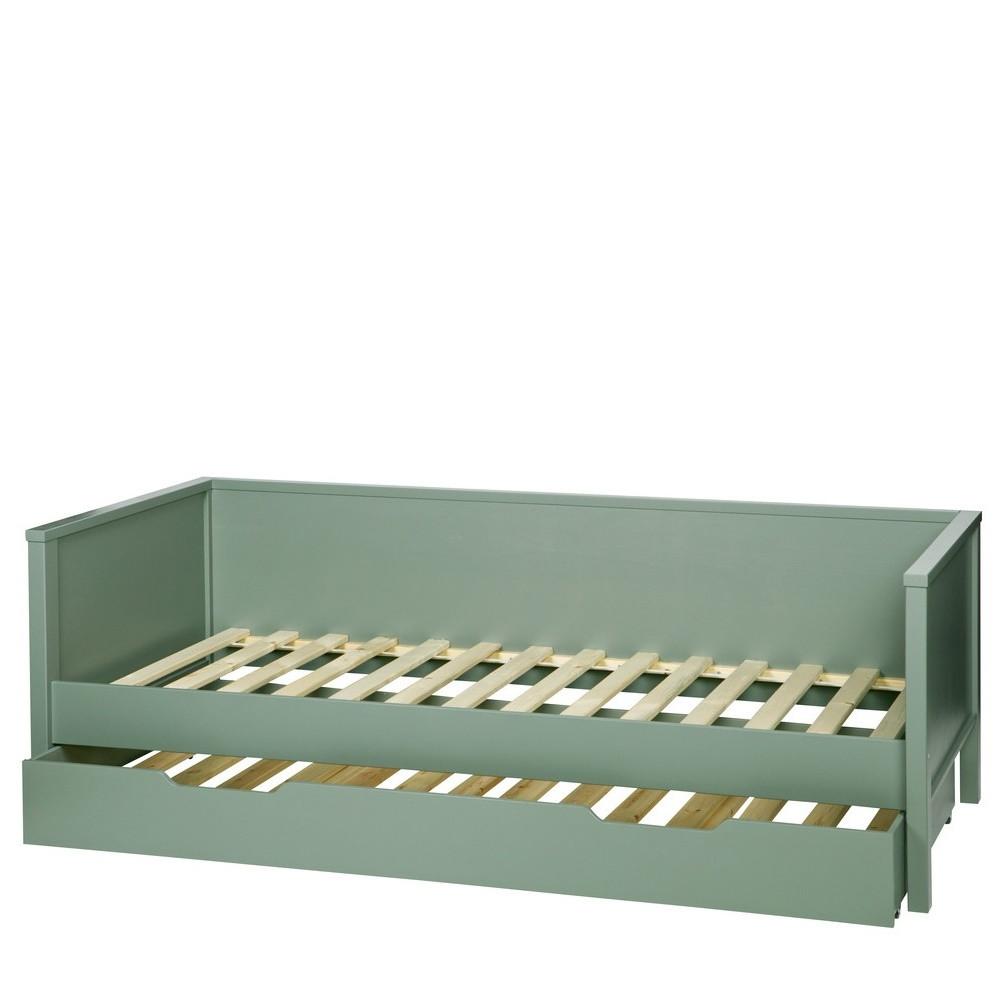 tiroir de lit enfant en pin massif nikki by drawer. Black Bedroom Furniture Sets. Home Design Ideas