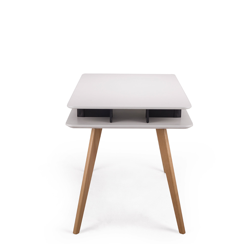bureau design bois geeko. Black Bedroom Furniture Sets. Home Design Ideas