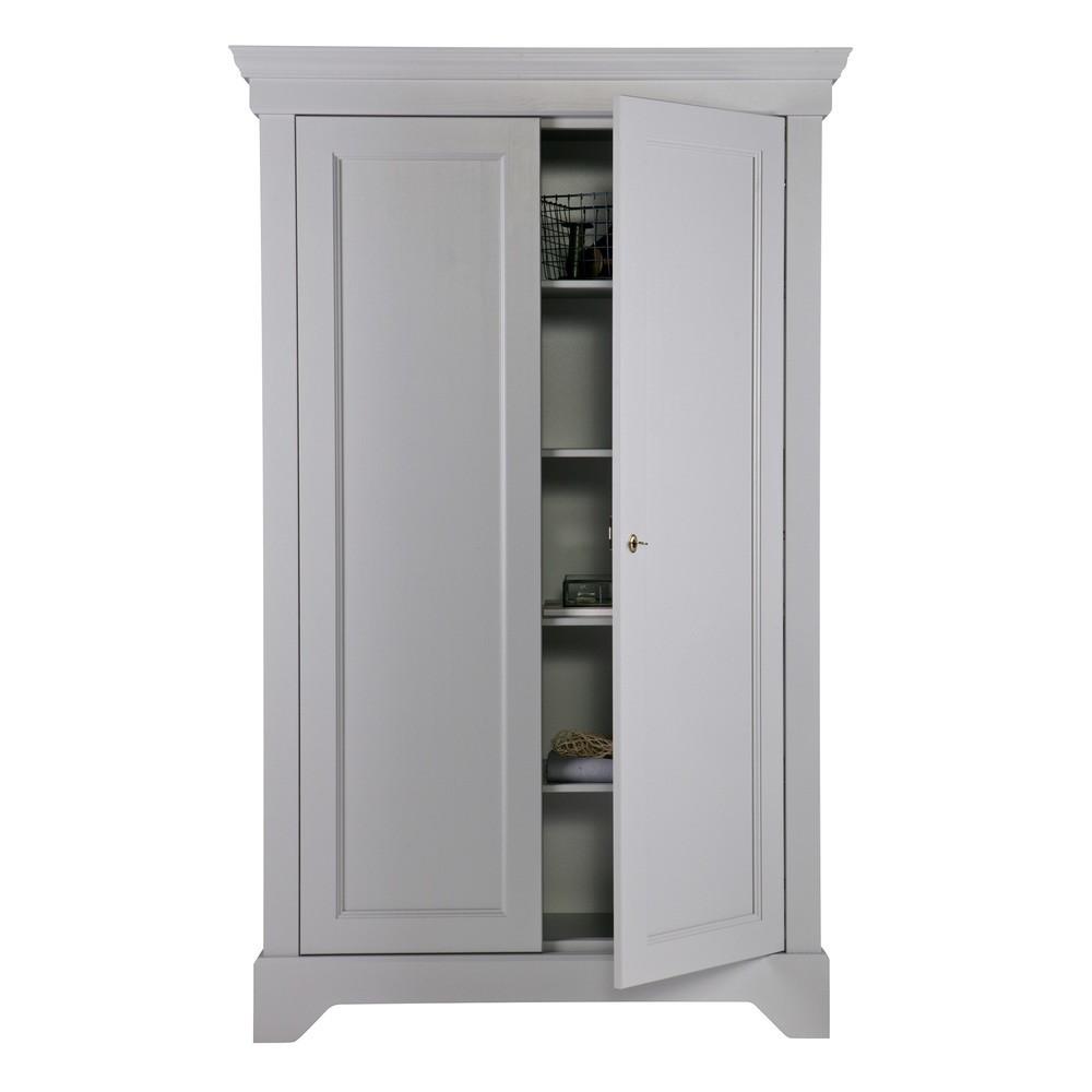armoire classique pin massif isabel de drawer. Black Bedroom Furniture Sets. Home Design Ideas