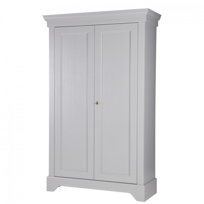 Armoire classique pin massif Isabel