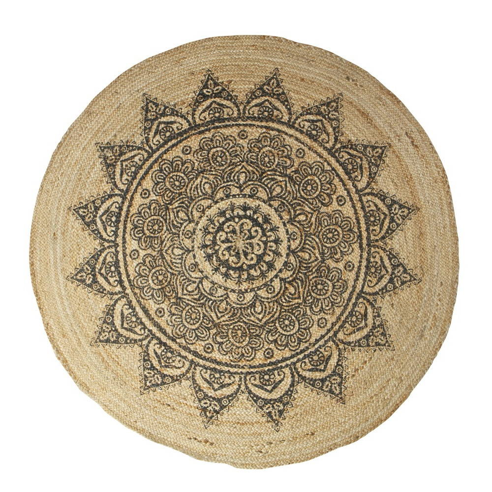 Tapis Rond Fibre V 233 G 233 Tale Naturelle Place By Drawer