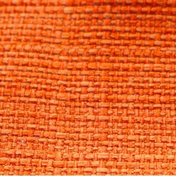 Echantillon gratuit tissu orange NL-7