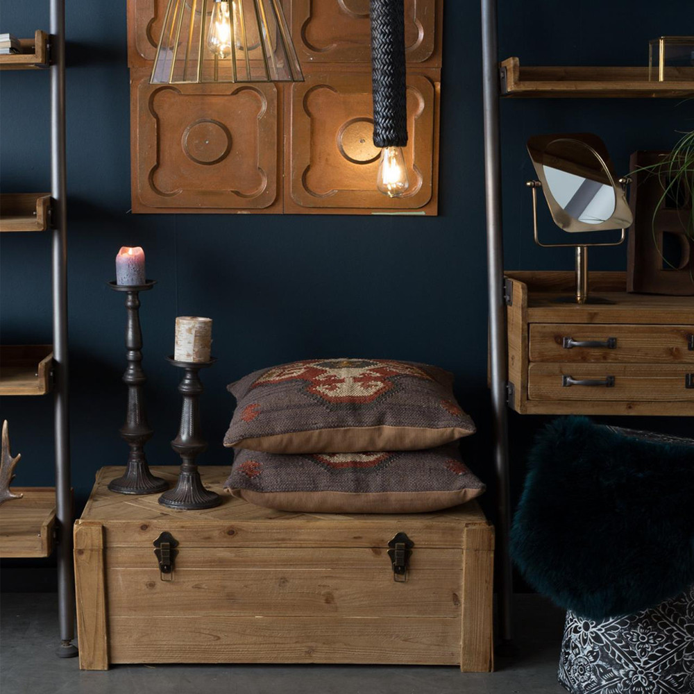 coffre et malle de rangement great coffre malle de. Black Bedroom Furniture Sets. Home Design Ideas
