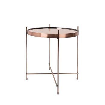 Table basse design et table basse gigogne drawer - Petite table basse ronde ...
