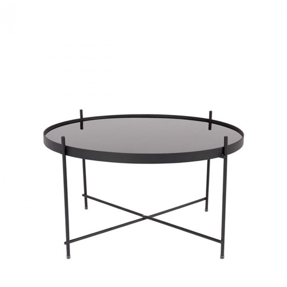 Table basse cuivr e design ronde cupid large zuiver - Table basse design ronde ...