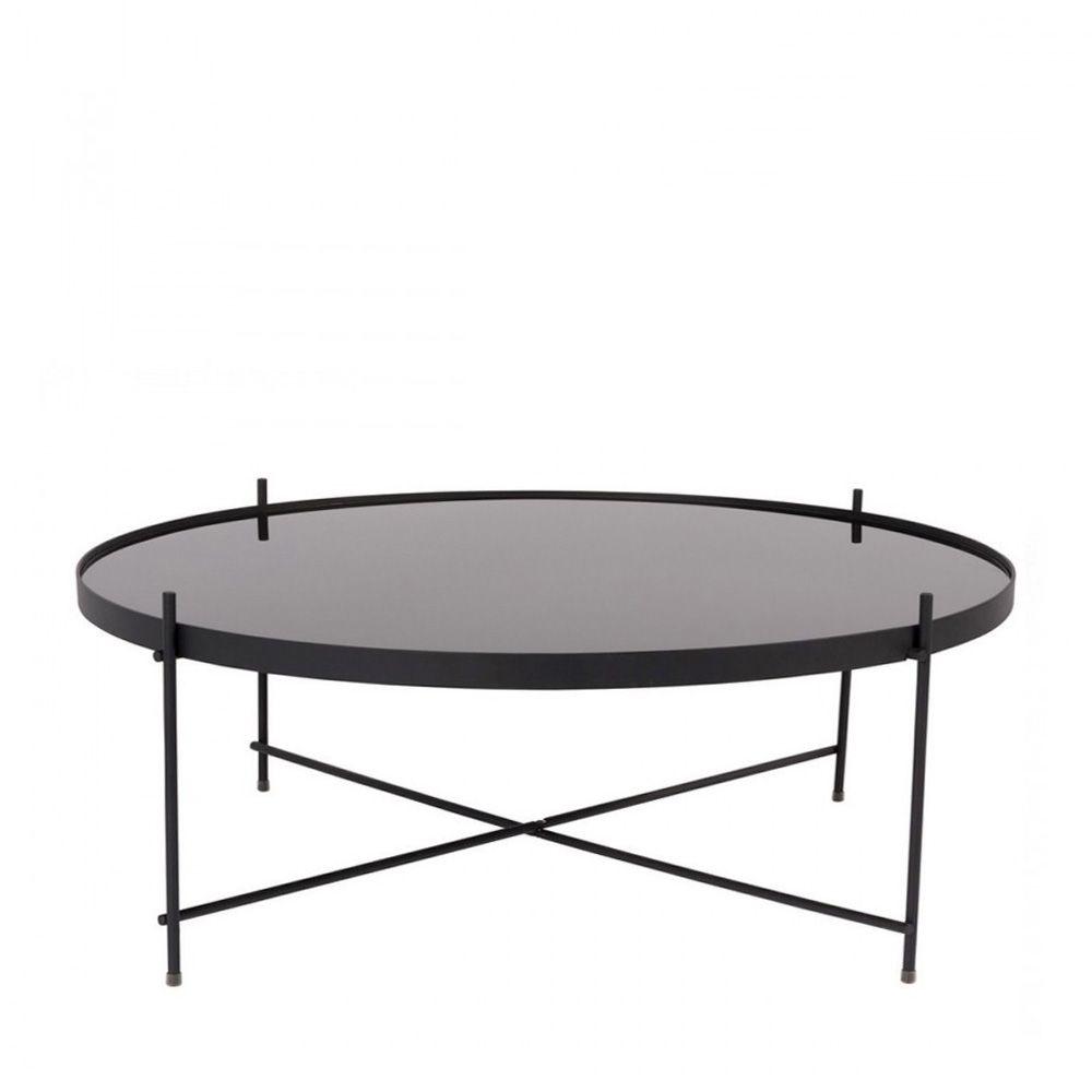 table basse cuivr e ronde cupid xxl en acier zuiver. Black Bedroom Furniture Sets. Home Design Ideas