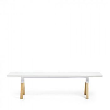 banc design en bois massif switch drawer. Black Bedroom Furniture Sets. Home Design Ideas