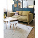 Table basse ronde Stone M