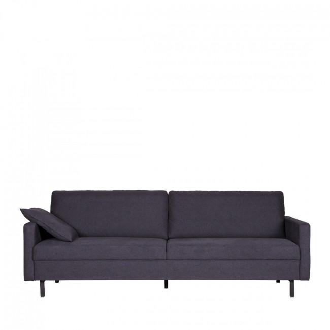 canap contemporain tissu 3 places noah par. Black Bedroom Furniture Sets. Home Design Ideas