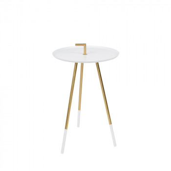 Table d 39 appoint design et scandinave gu ridons drawer - Tables d appoint ...