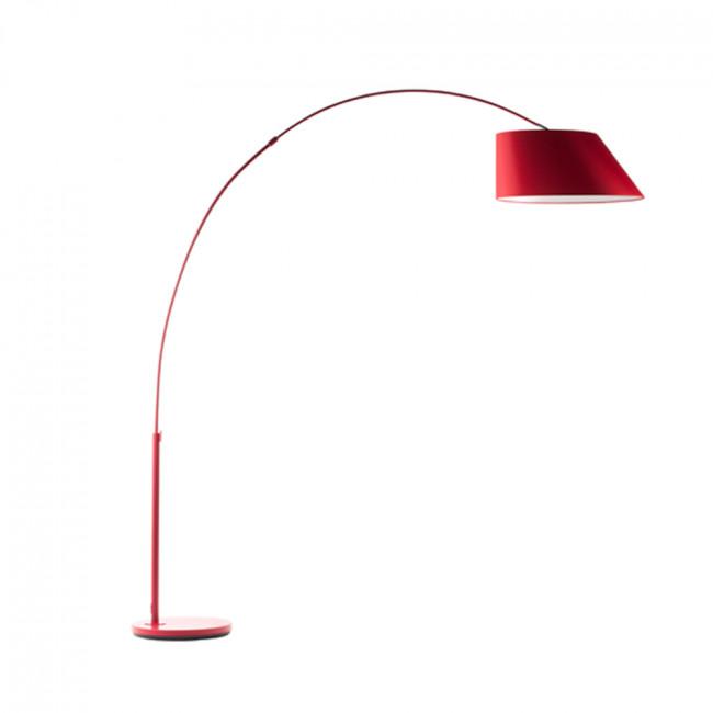 Lampadaire Arc rouge