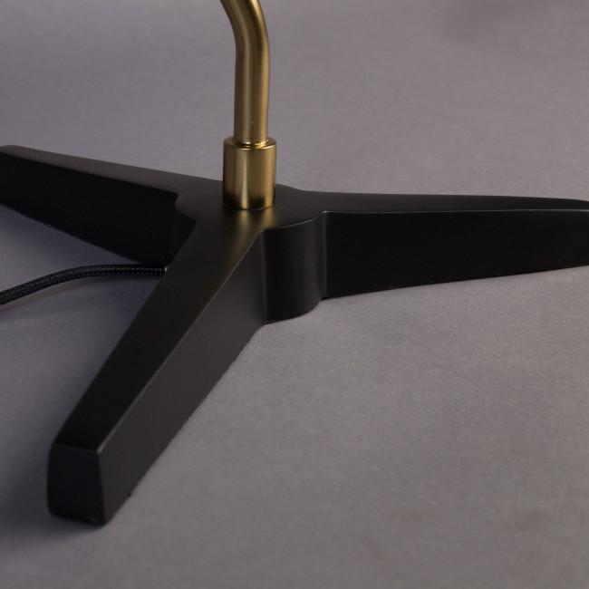 Lampe à poser vintage en métal Devi Dutchbone