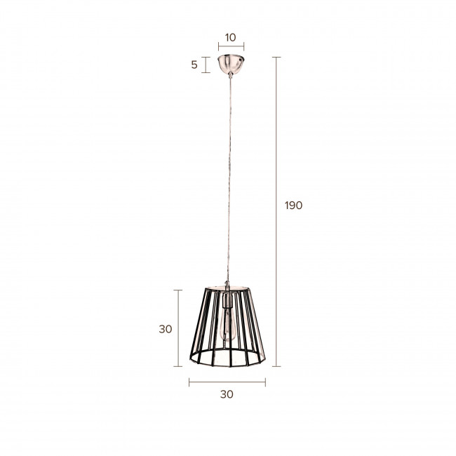Suspension design vintage Tap Dutchbone